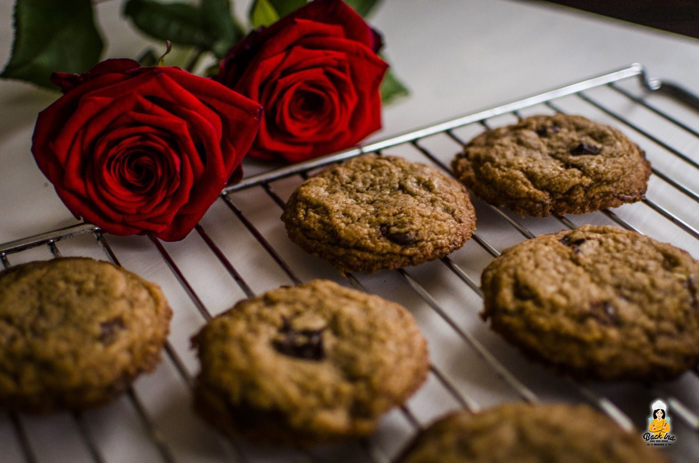 Chewy Chocolate Chip Cookies wie bei Subway | BackIna
