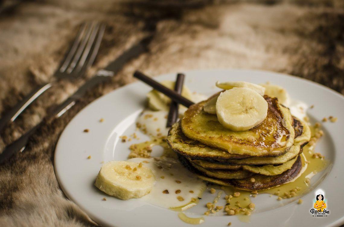 Wochenendrituale (Bananen-Pancakes)