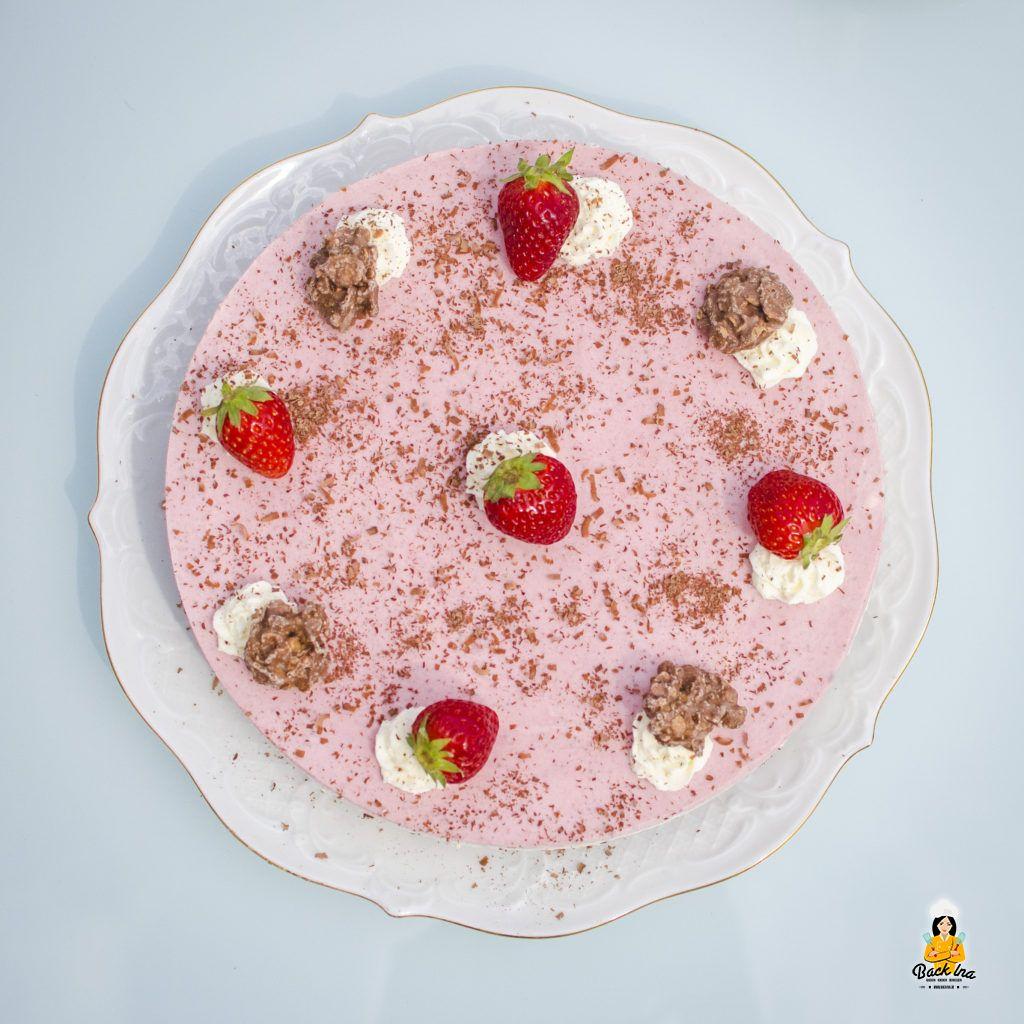 Ein leckeres Dessert für den Frühling nach Art von Fürst Pückler Eis