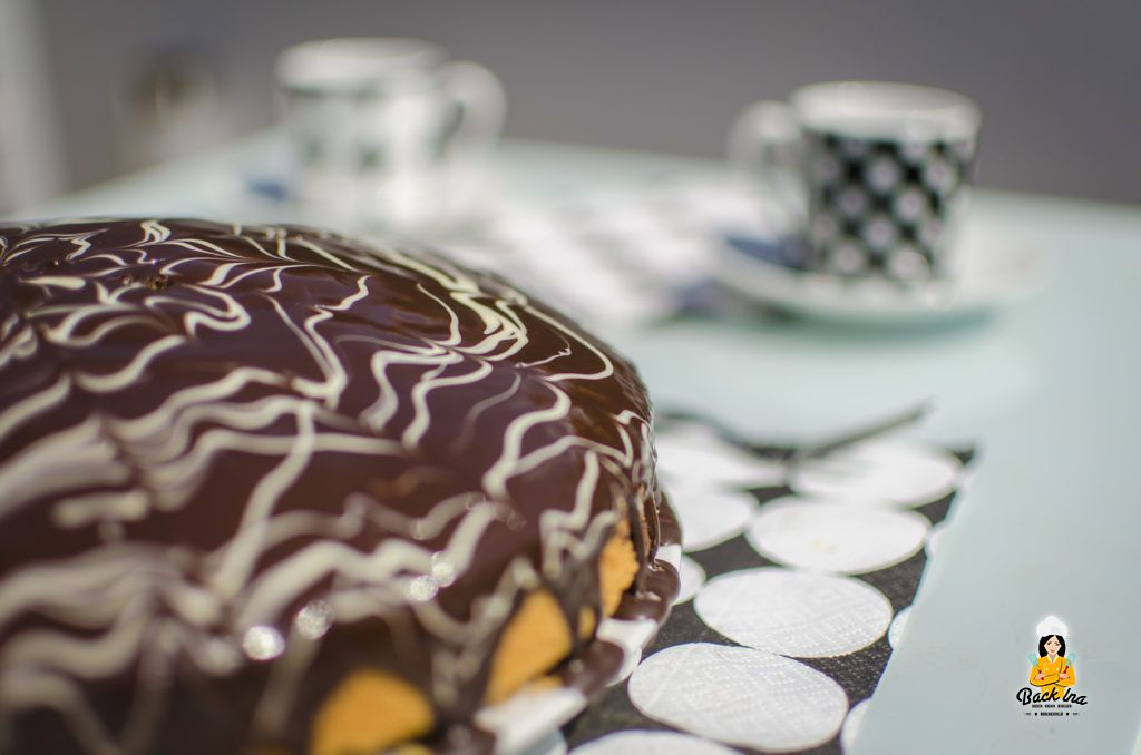 Sogar laktosefrei: Zebrakuchen, Marmorkuchen mal anders