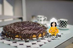 Ein Hingucker auf der Kaffeetafel: Zebrakuchen