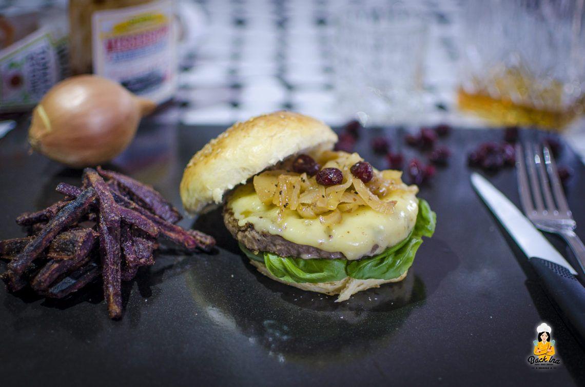 Burger Special: Brioche Burger Buns (Burger Brötchen mit Dinkelmehl)