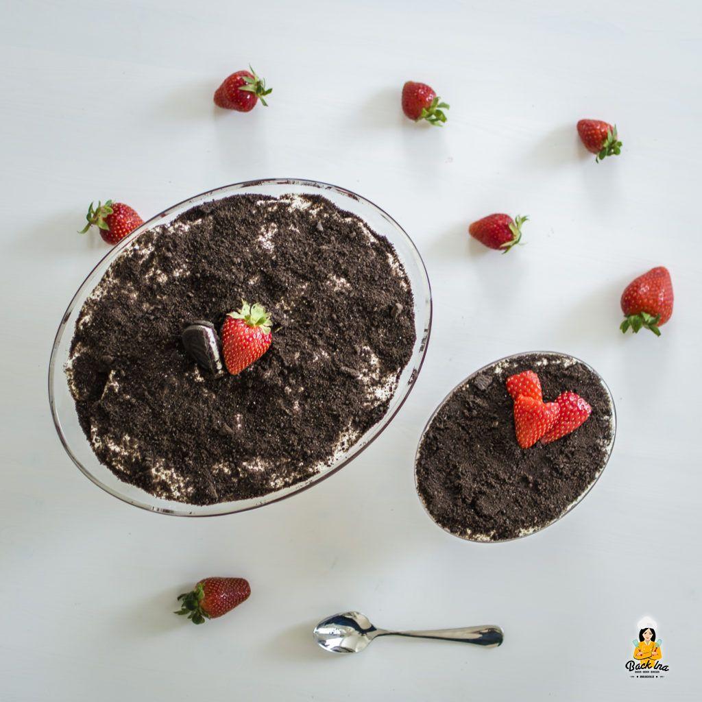 Erdbeer Trifle mit Oreos: Frisch und frühlingshaft