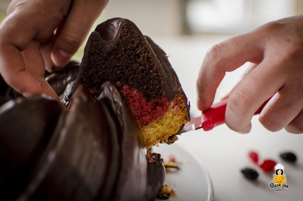 Deutschland Kuchen zur EM