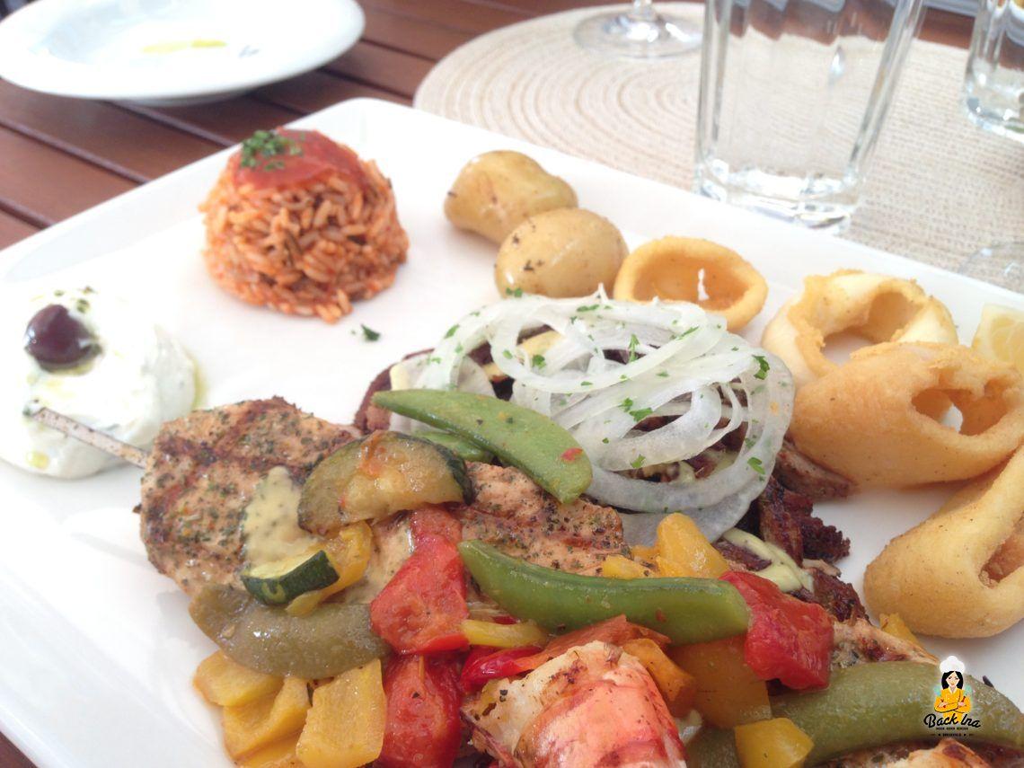 Griechisch Essen in Bayreuth: Restaurant Papadoupoulos