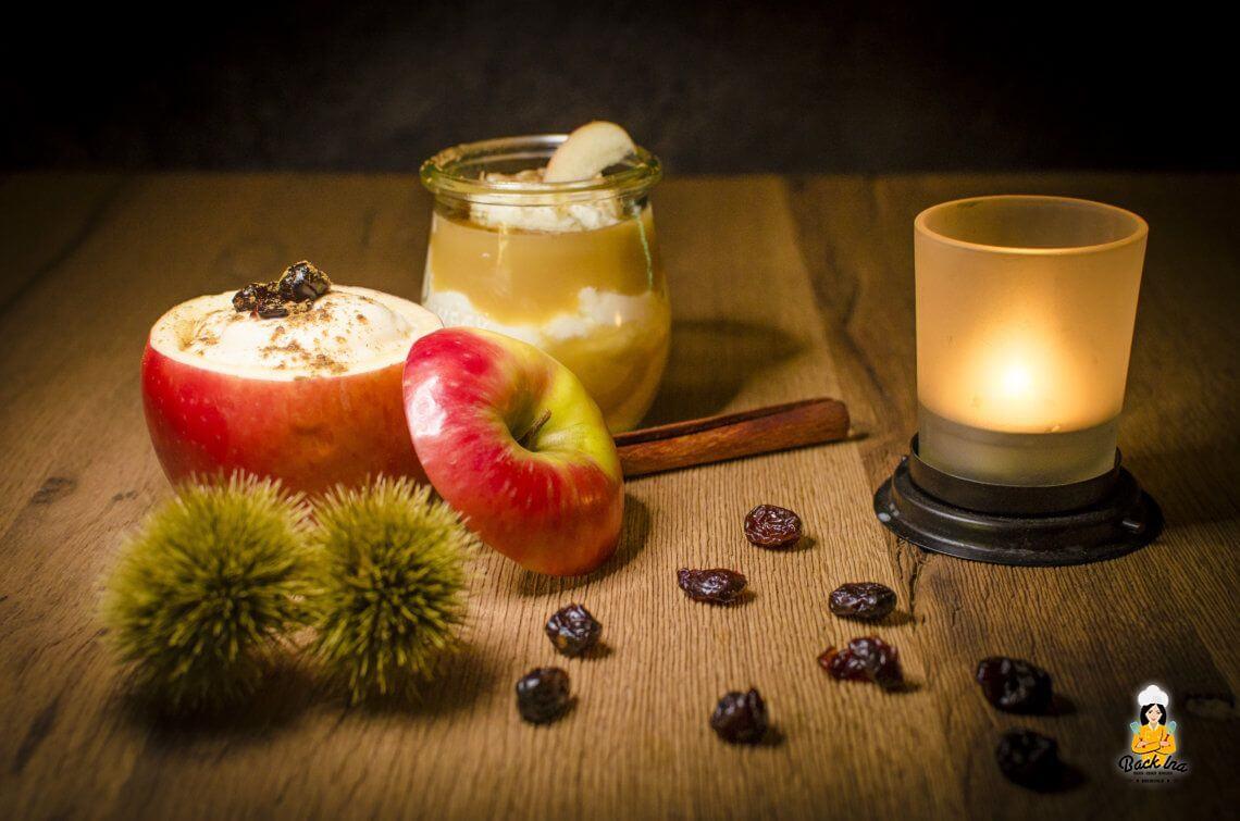Simplify your Dessert (Schnelles Apfel Dessert im Glas)