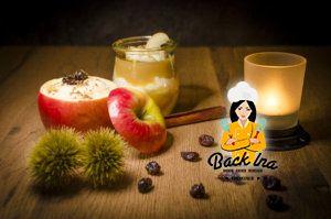 Apfel Dessert im Glas: Lecker und leicht zu machen