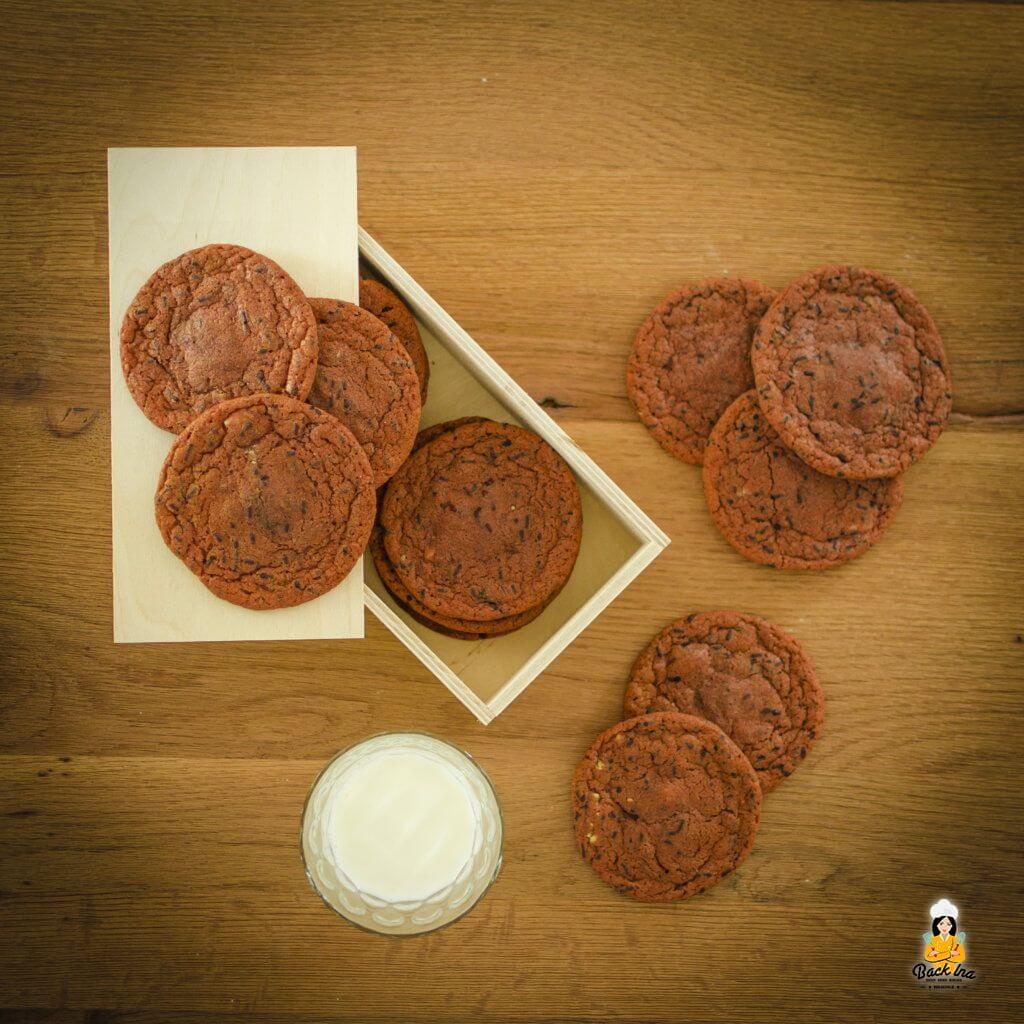 Saftige und weiche Chocolate Chip Cookies