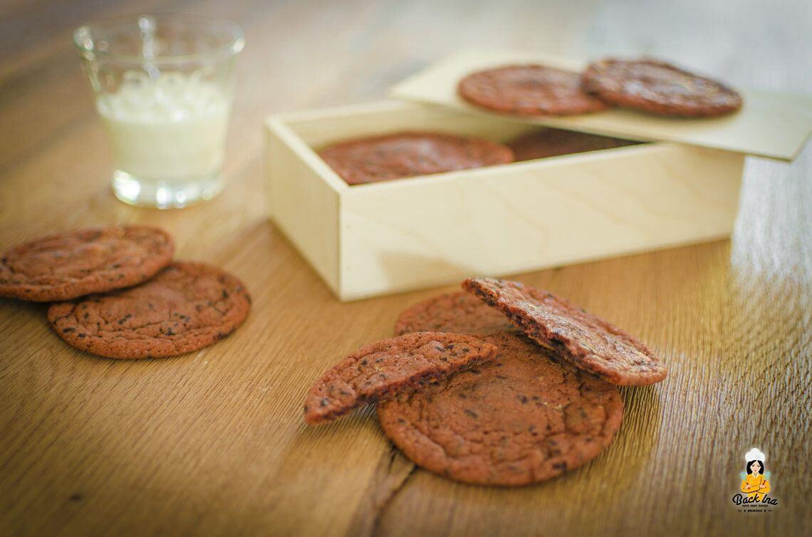 Cookieholic (Gefüllte Chocolate Chip Cookies)