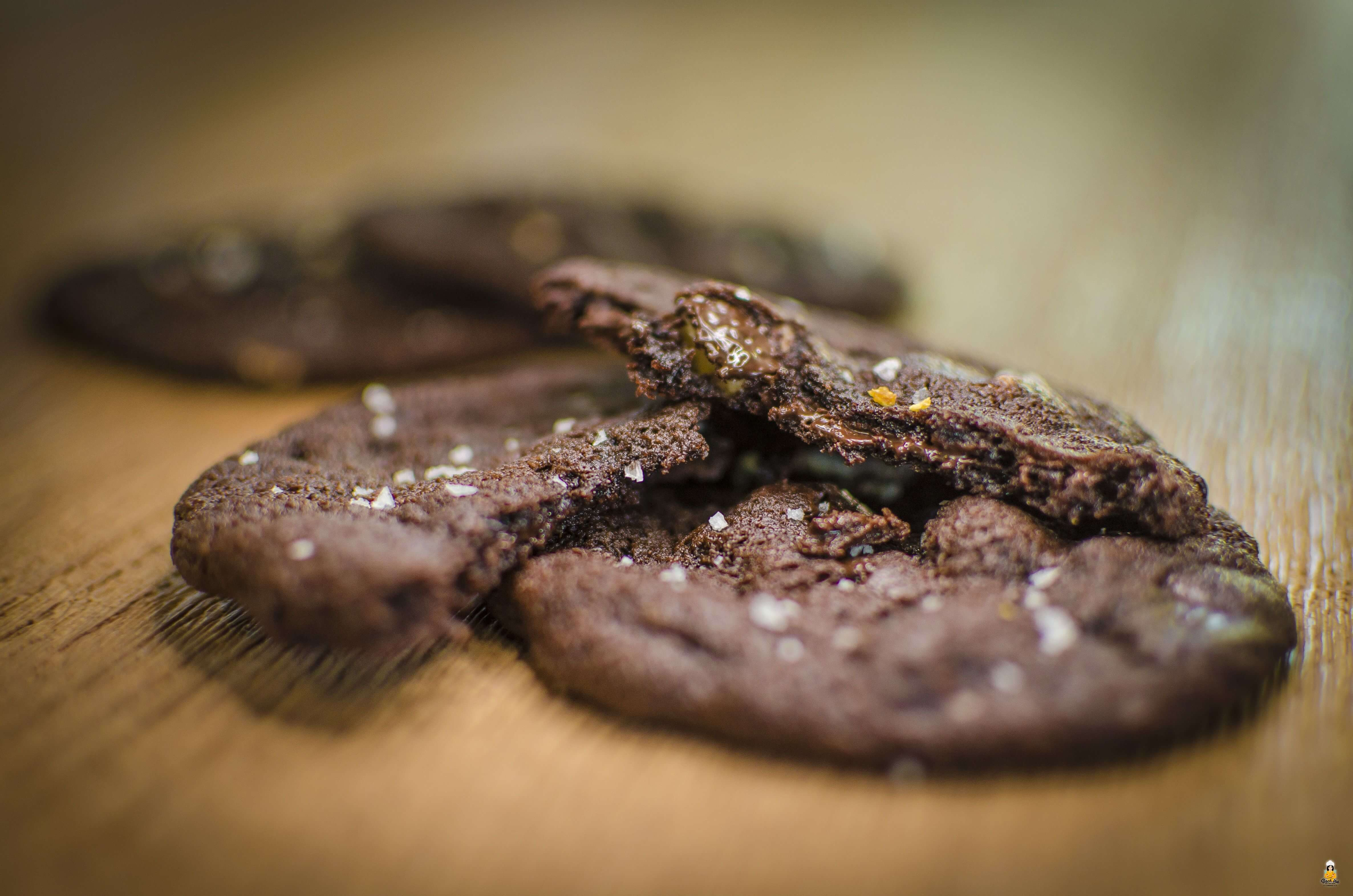Schoko Cookies wie bei Subway und im Coffeeshop | Backina.de