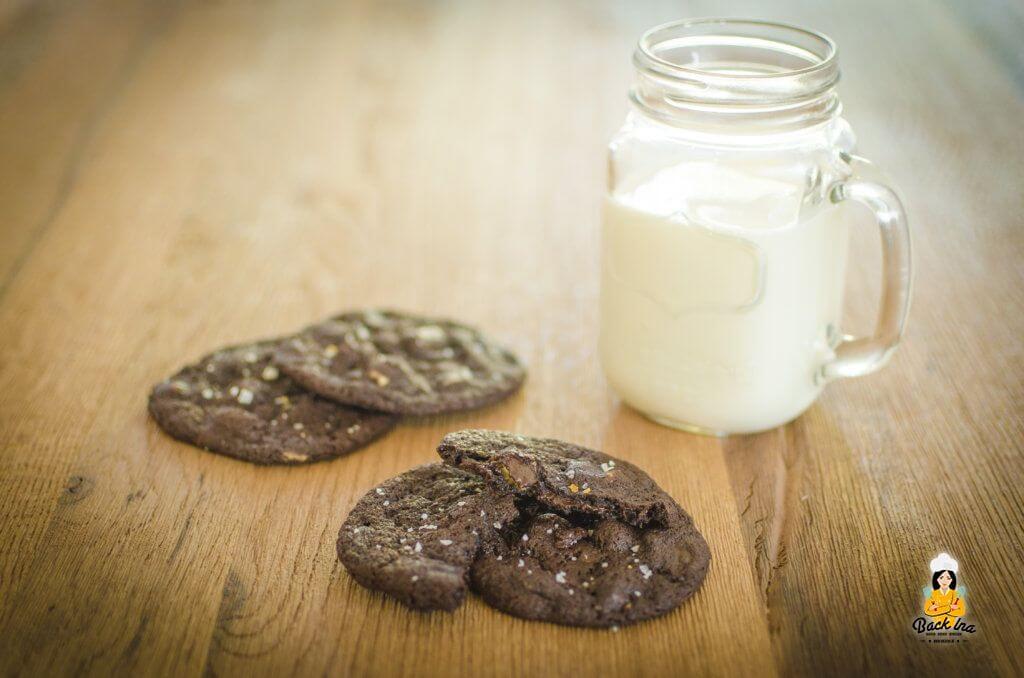 So chewy! Schoko Cookies wie bei Subway... Ganz leicht zu Hause
