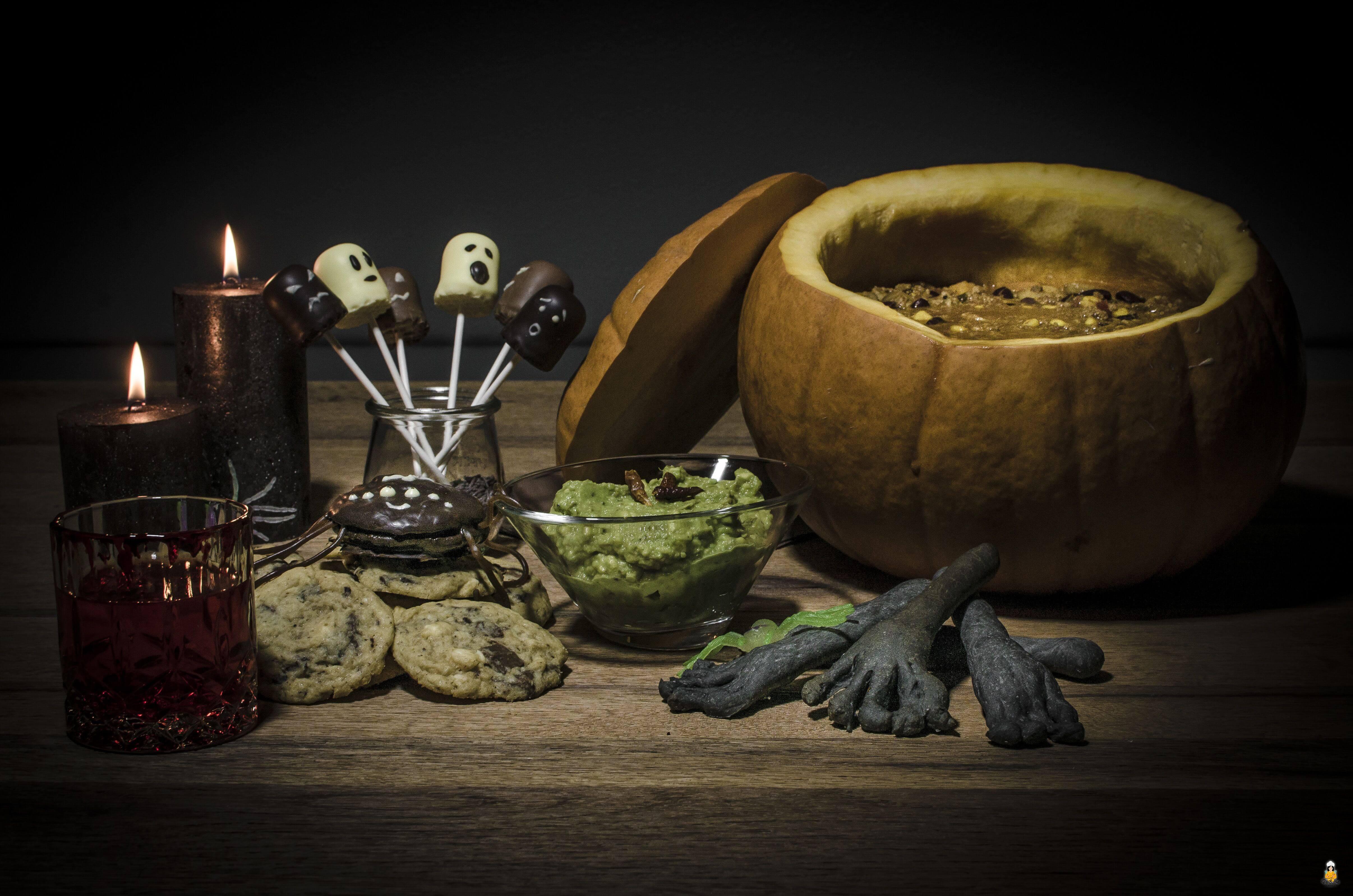 Ideen für die Halloween Party zu Hause | Backina.de