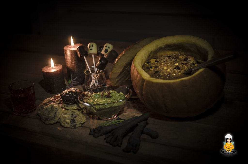 Ideen für Halloween Party zu Hause
