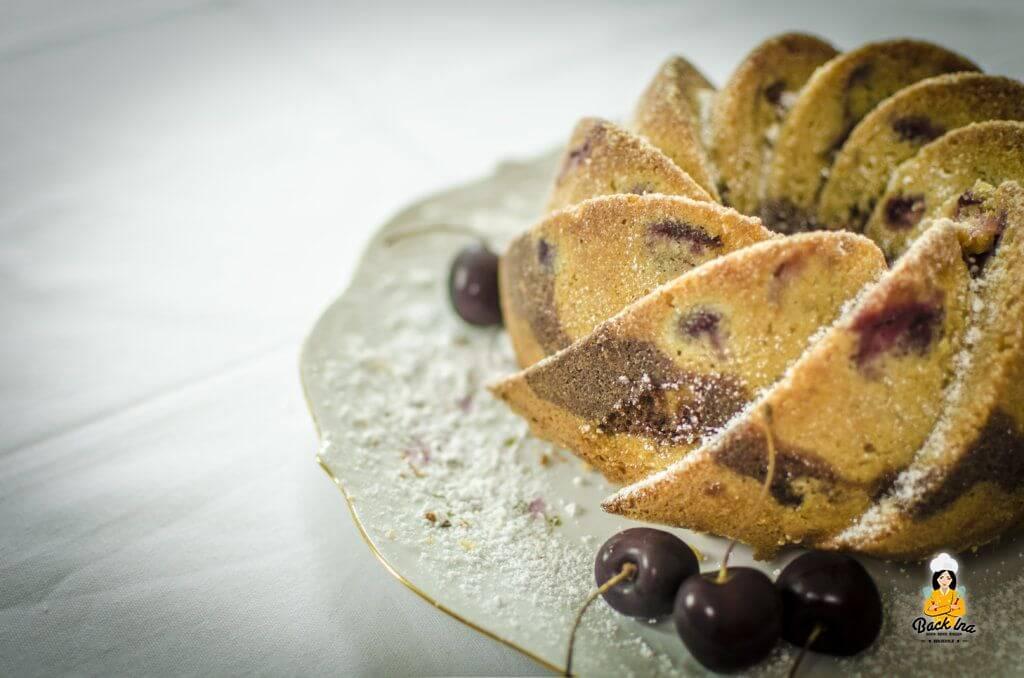 Marmorkuchen mit Nutella und Eierlikör? Das wird richtig saftig und lecker!