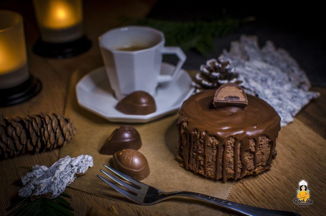 Chocoholic* (Mousse au Chocolat Törtchen)