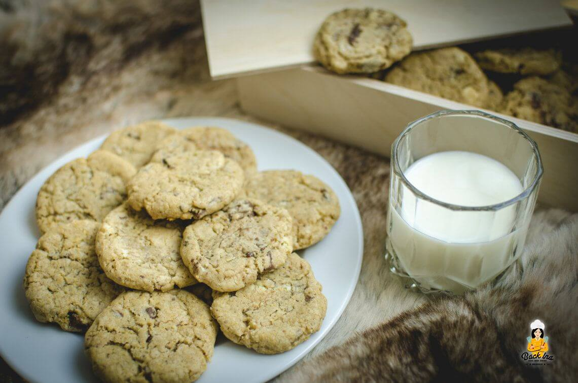 Knusprig statt Chewy (Crunchy Chocolate Chip Cookies)