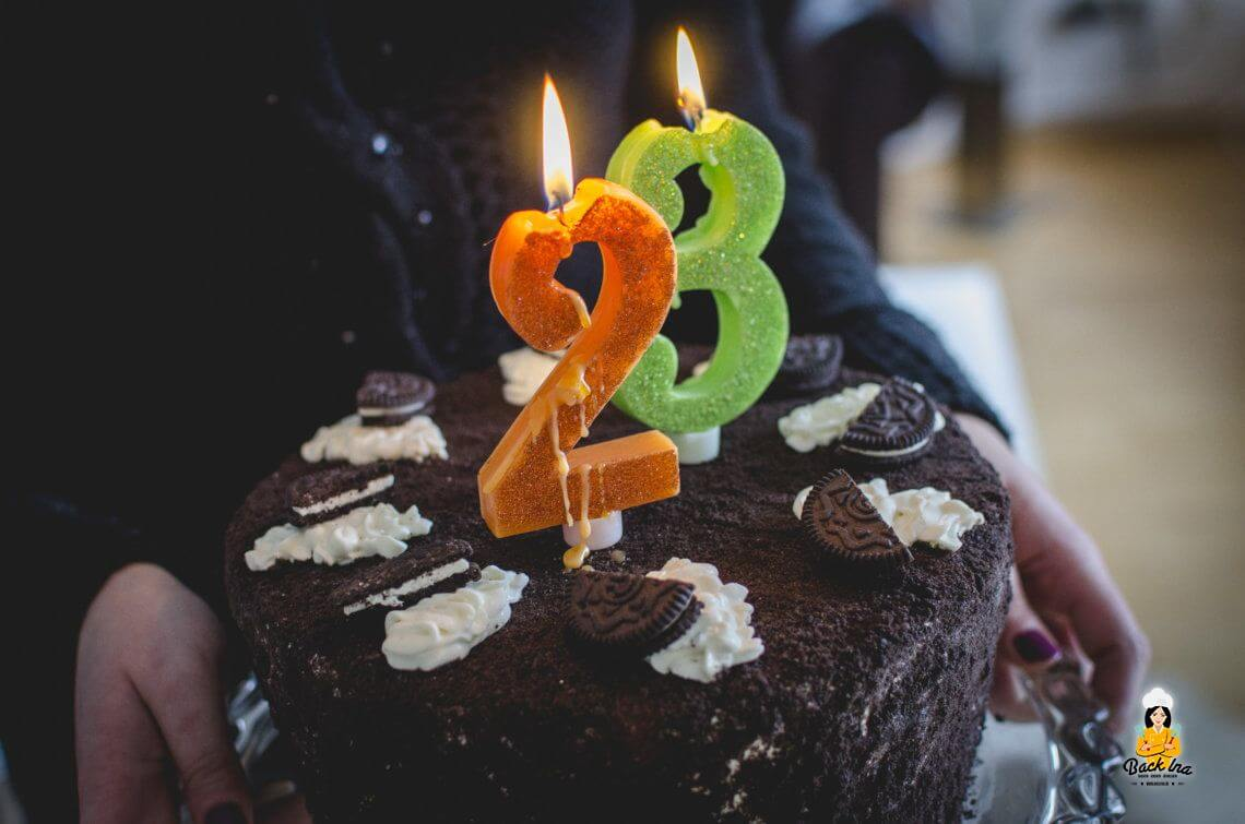 Süßer Geburtstag (Oreo Torte frei nach Linda Lomelino)
