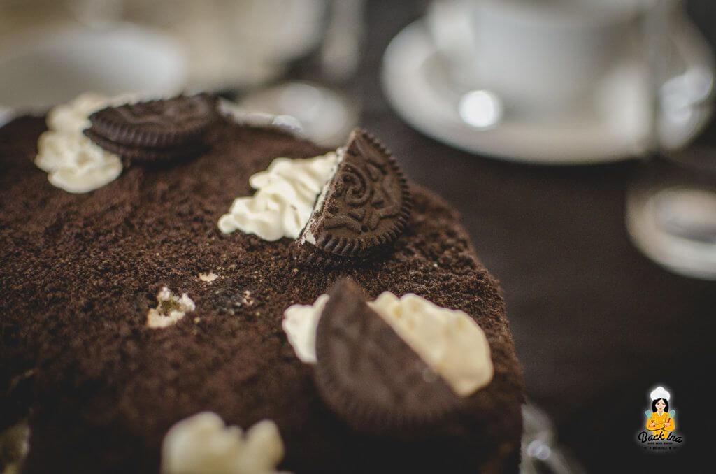 Oreo Torte als Geburtstagstorte frei nach Linda Lomelino