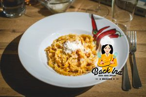 Spaghetti alla Vodka: Ein Rezept nach Audrey Hepburn