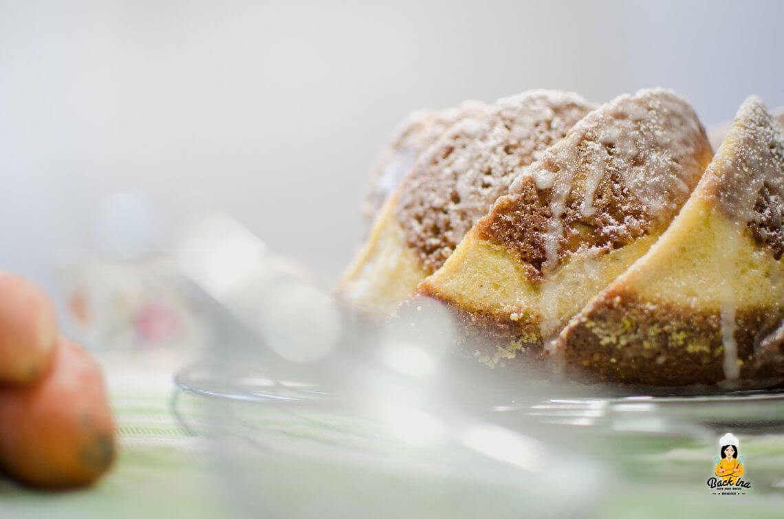 Carrot Cake – zu Gast im Lebkuchennest