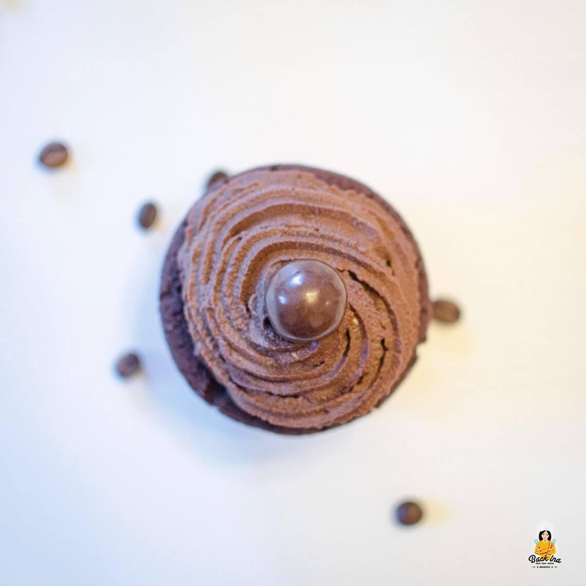 Heißer Abschied (Schoko Chili Cupcakes)