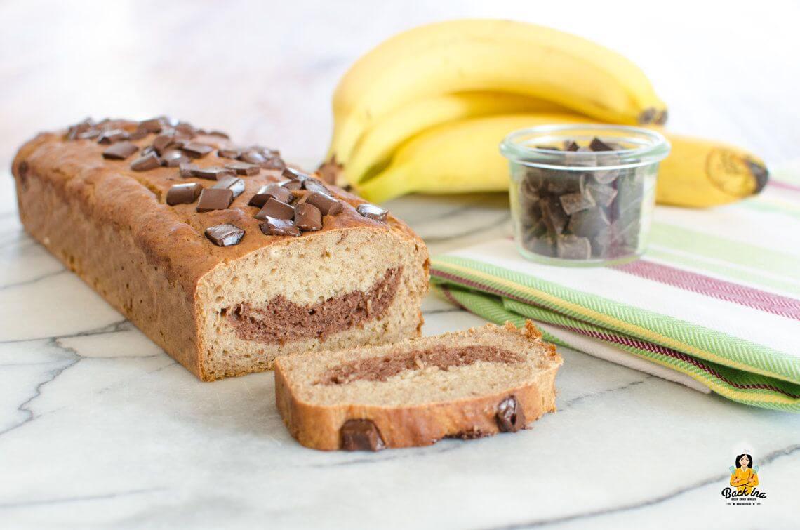 Wie das soll gesund sein? (Bananenbrot ohne Zucker und Fett)