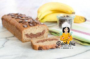 Dieses zuckerfreie Marmor-Bananenbrot mit Dinkelmehl wird dich begeistern! So saftig und lecker