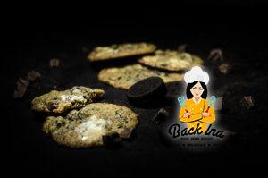 Cookies wie im Coffeeshop mit Oreo Stückchen: Weich und knusprig zugleich