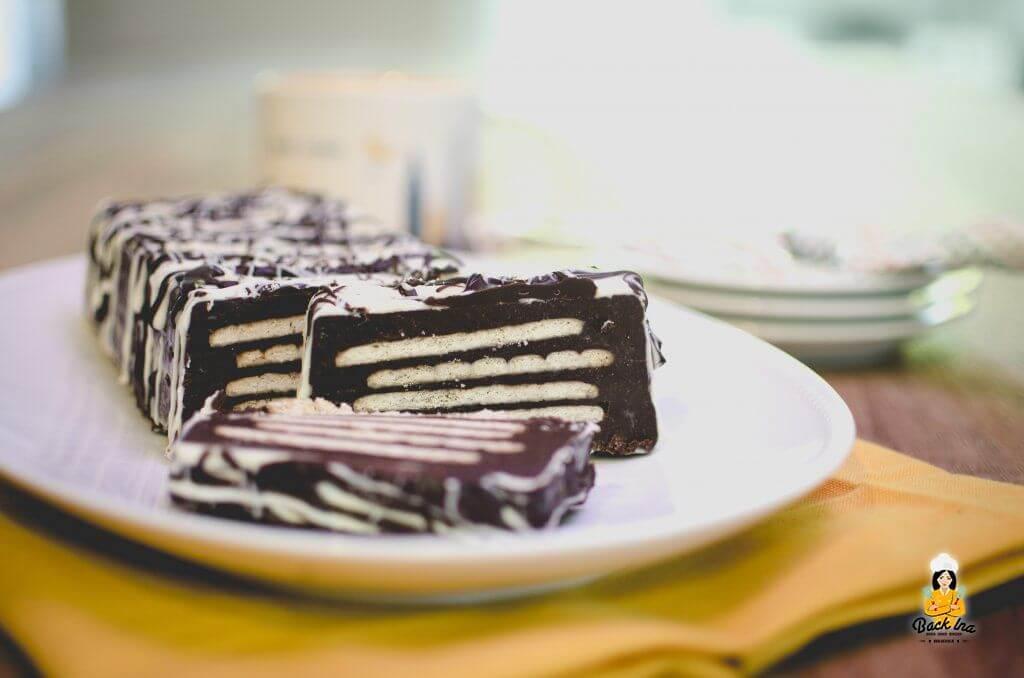 Kalter Hund: Leckere Sünde aus Schokolade und Keksen, dabei so einfach zu machen