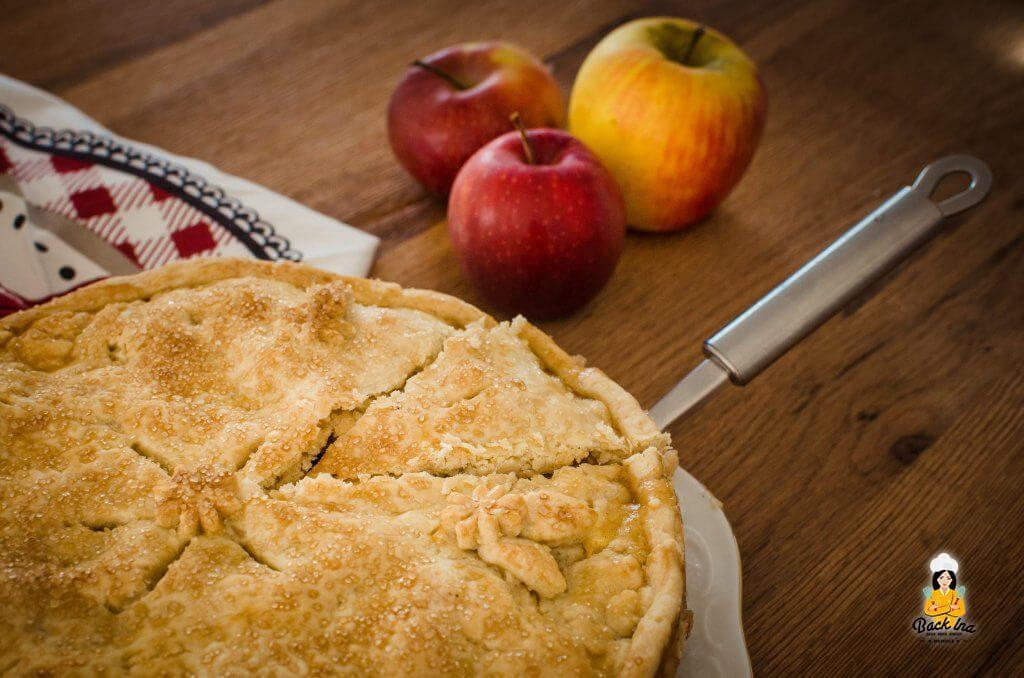 Klassischer Apple Pie nach amerikanischer Art: Unvergleichlich lecker!