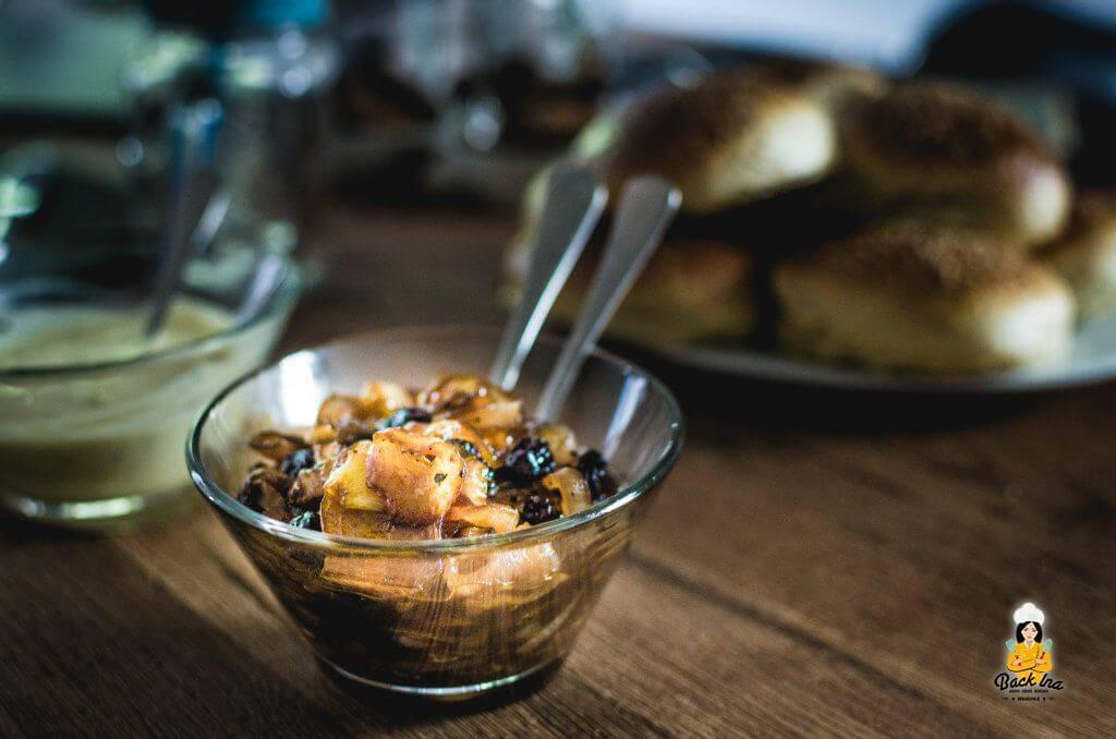 American BBQ zu Hause: Zwiebel-Chutney mit Cranberrys zu Burgern