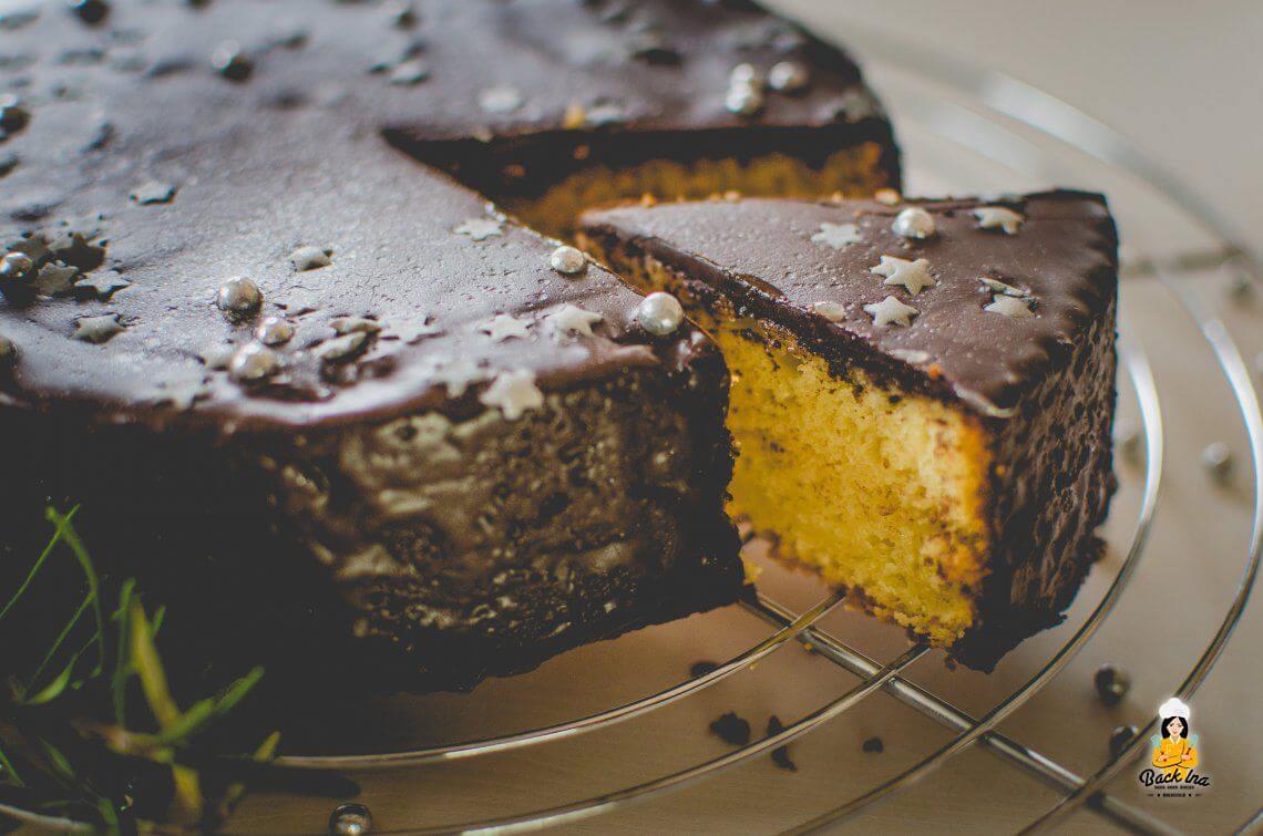 Saftiger Zitruskuchen Mit Olivenol Rosmarin Und Joghurt Backina De