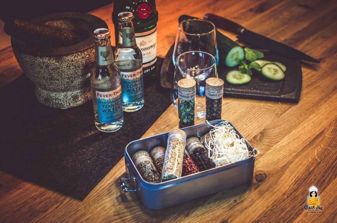 Eingeladen: Gin Tasting zu Hause + Verlosung*