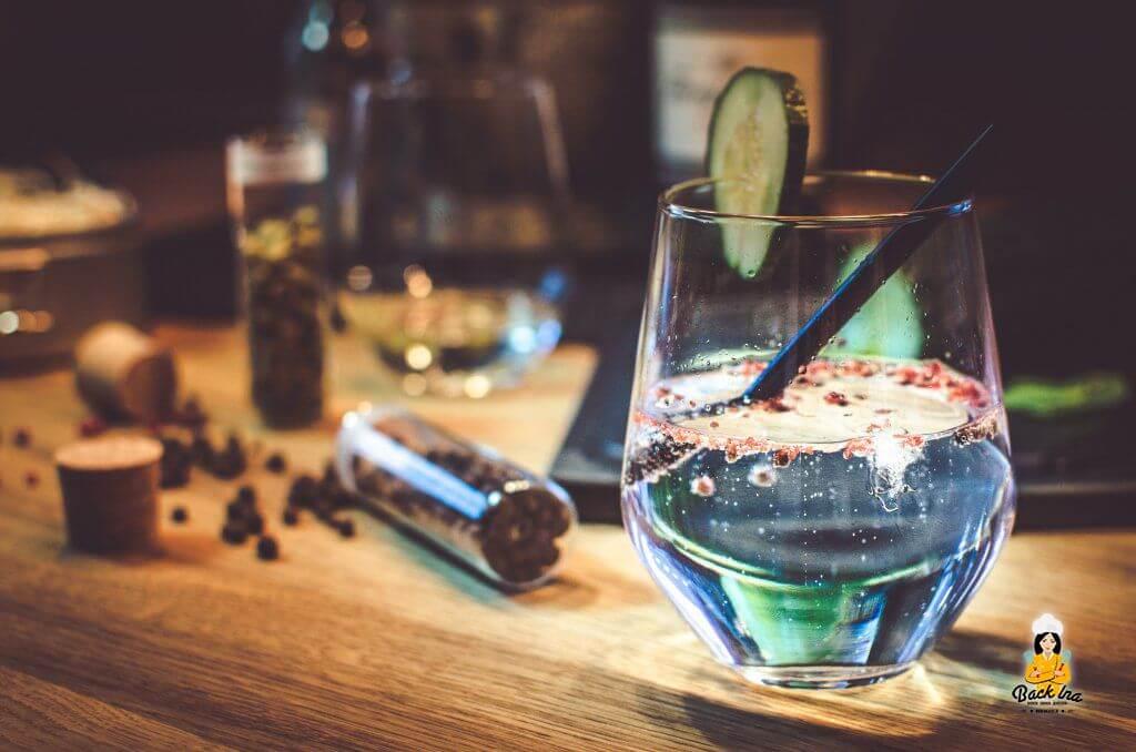 Gin Tasting zu Hause mit Botanicals