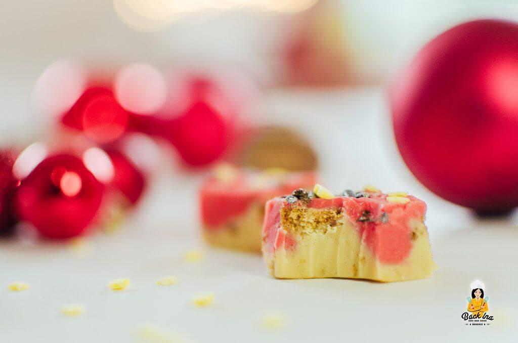 Geschenke aus der Küche: Karamellen mit Lebkuchen Aroma zu Weihnachten selber machen