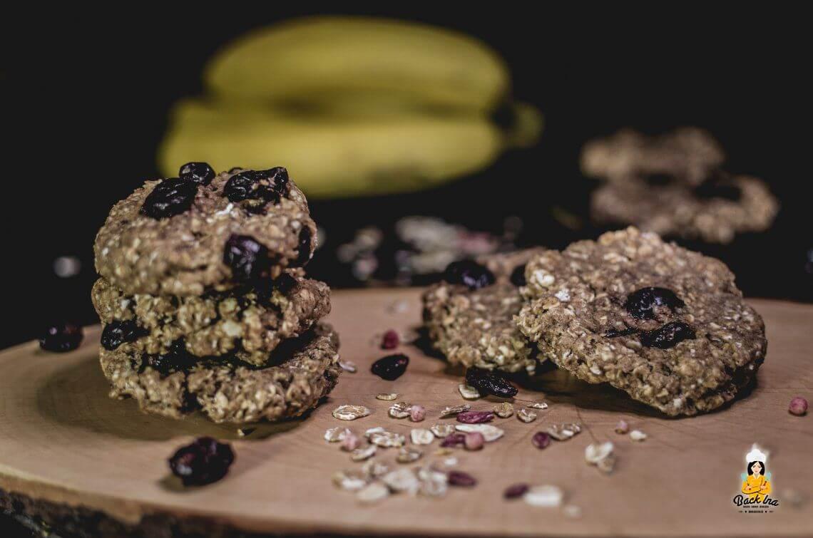 Gewissensentscheidung | Haferflocken Cookies (Frühstückscookies)