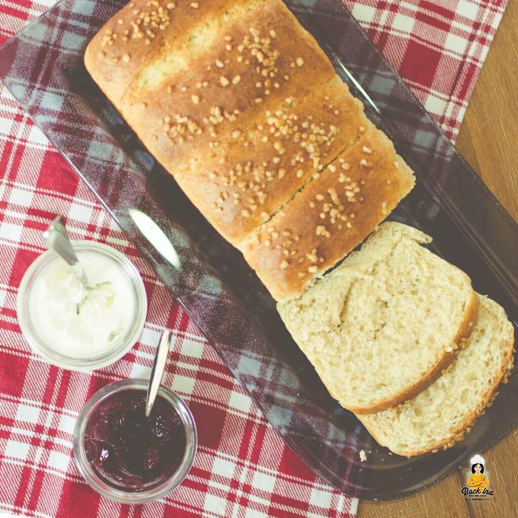 Französisches Brioche: Fluffiges Osterbrot