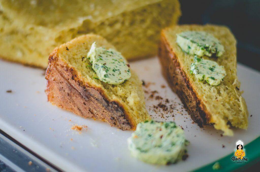 Brot aus dem Dutch Oven: Dinkelbrot mit Möhren