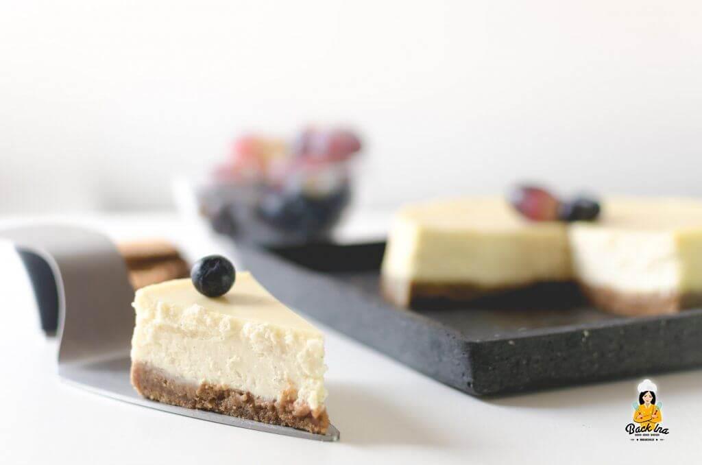 American Cheesecake - die amerikanische Alternative zu Käsekuchen