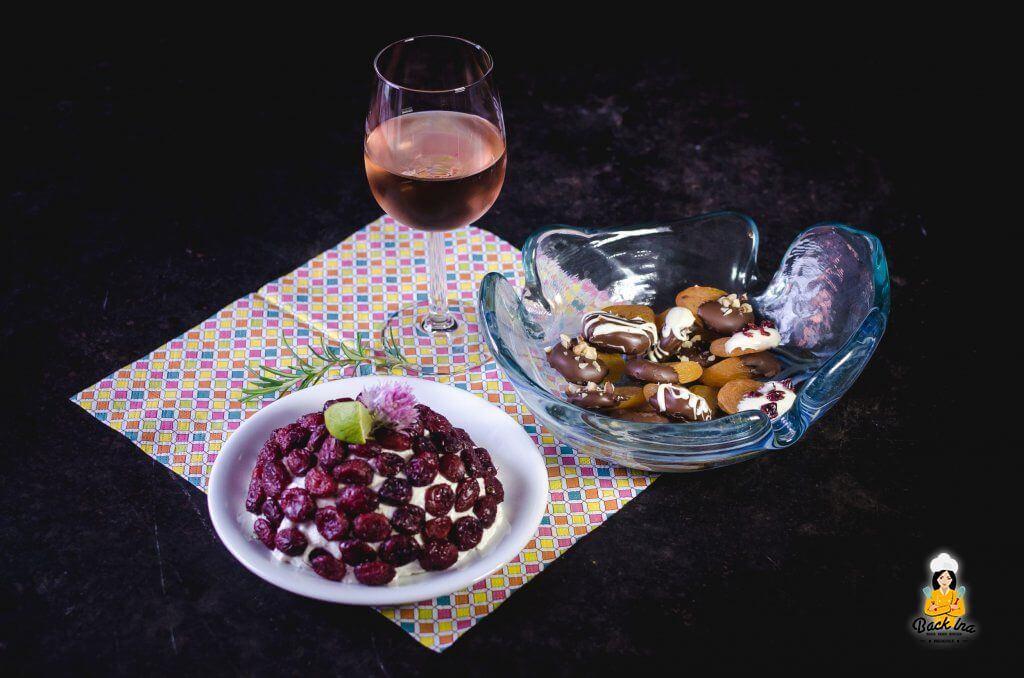 Snacks mit Trockenfrüchten - schnelle Ideen für Snacks