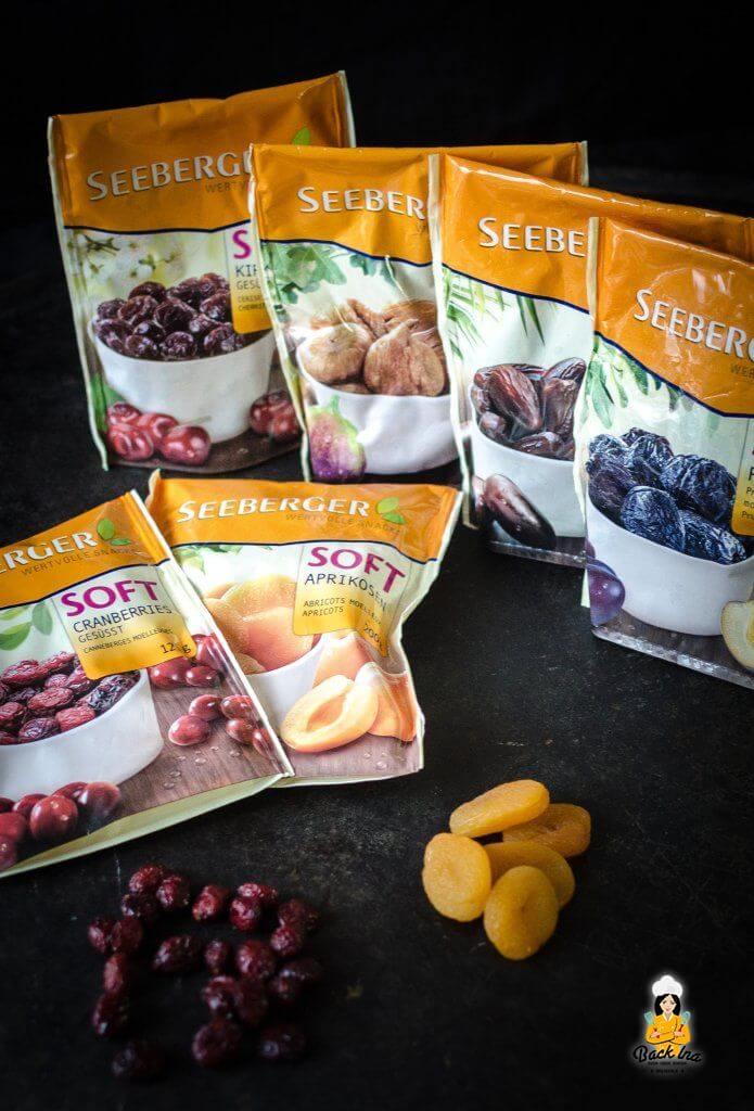 Trockenfrüchte - gesunder Snack