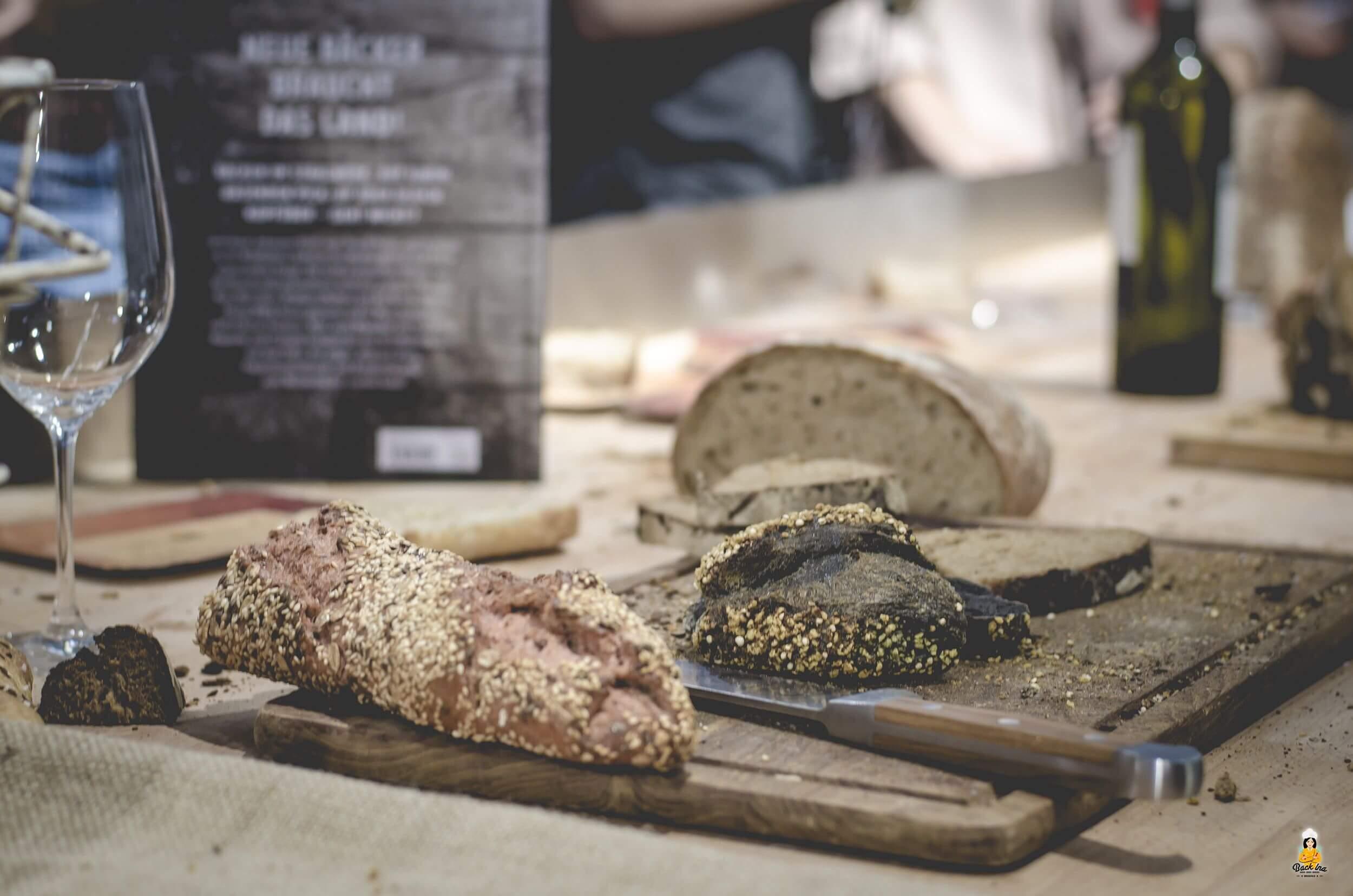 Handwerklich gebackenes Brot