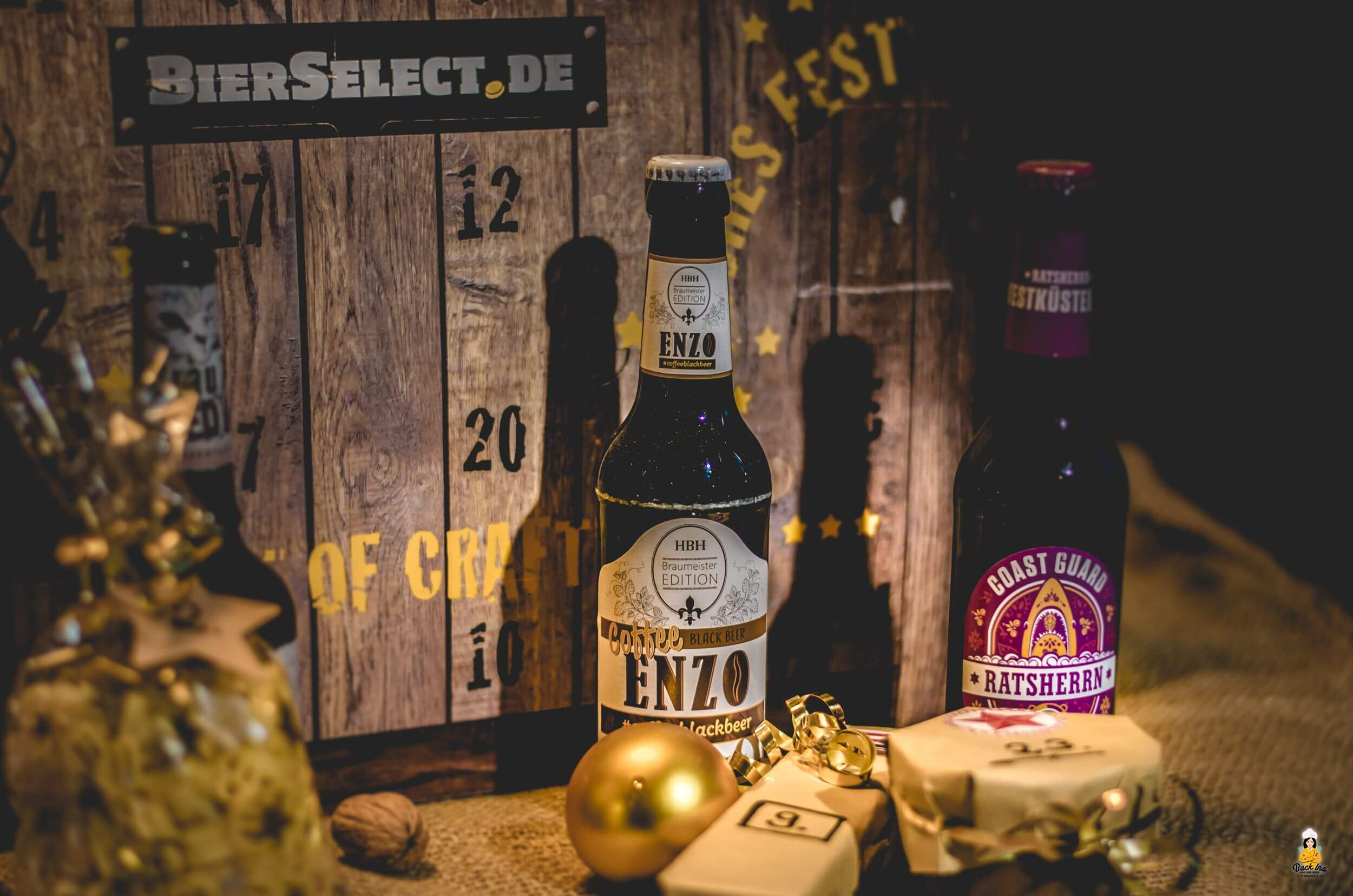 Adventskalender mit Craft Beer