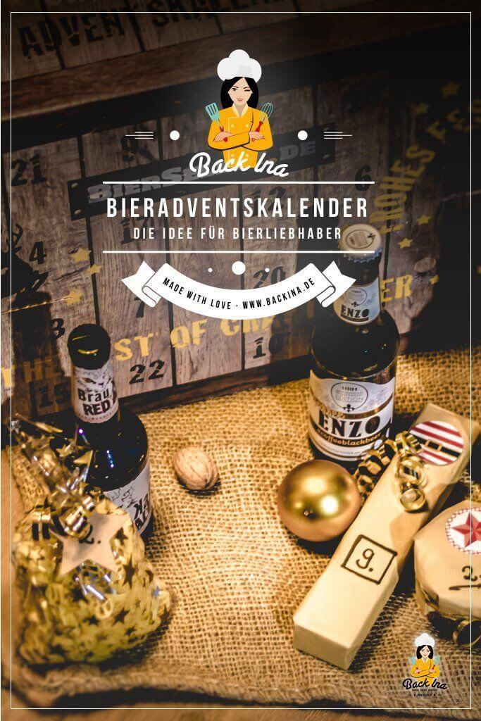 Anzeige | Du suchst eine Idee für einen Adventskalender mit Bier? Wie wäre es mit dem BierSelect Adventskalender? Ich zeige dir den Craft Beer Adventskalender und gebe dir Ideen, wie du den Adventskalender individualisieren kannst! | BackIna.de