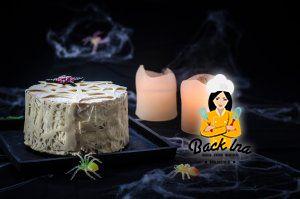 Spinnen Torte zu Halloween