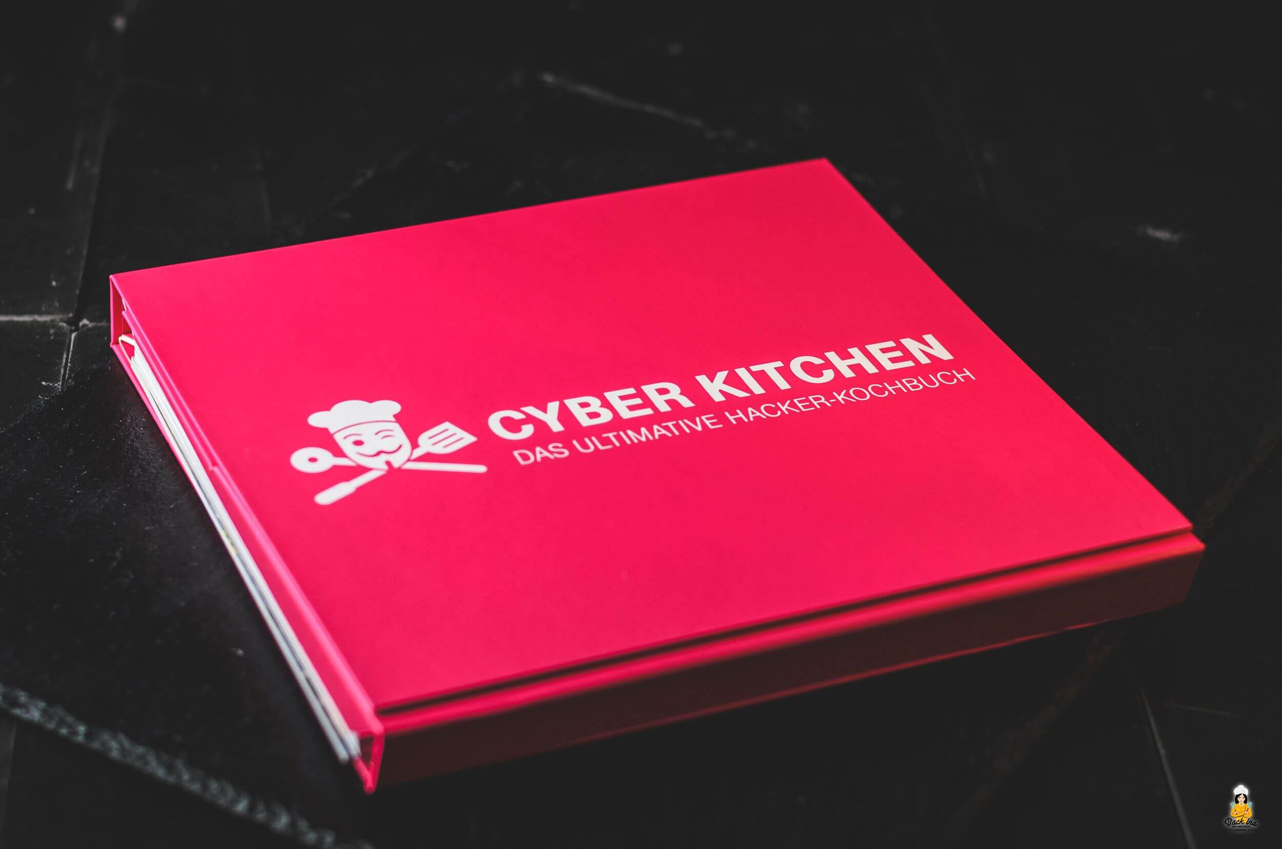 Cyber Kitchen - Hacker Kochbuch der Deutschen Telekom