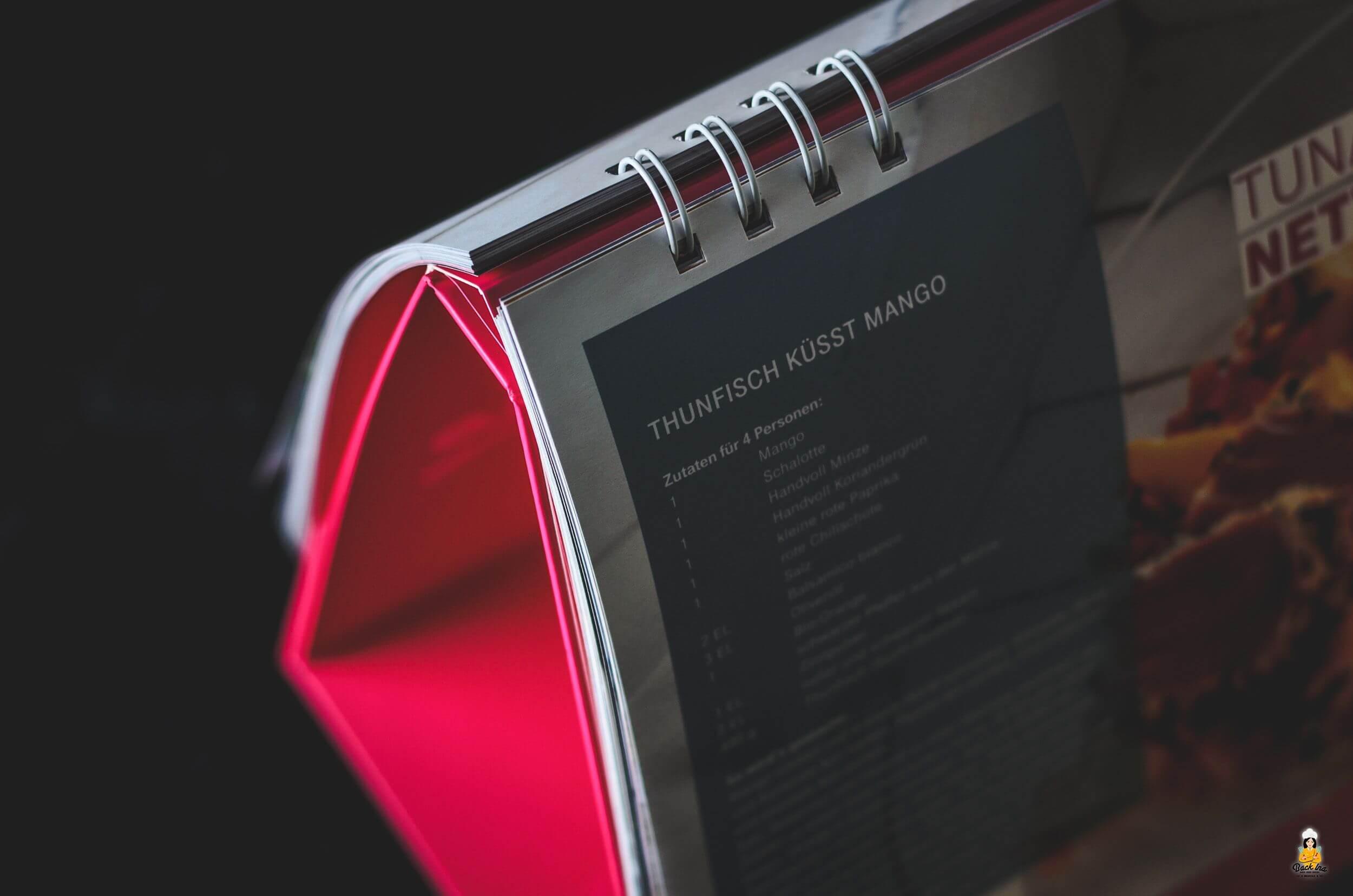 Cyber Kitchen Kochbuch für ITler