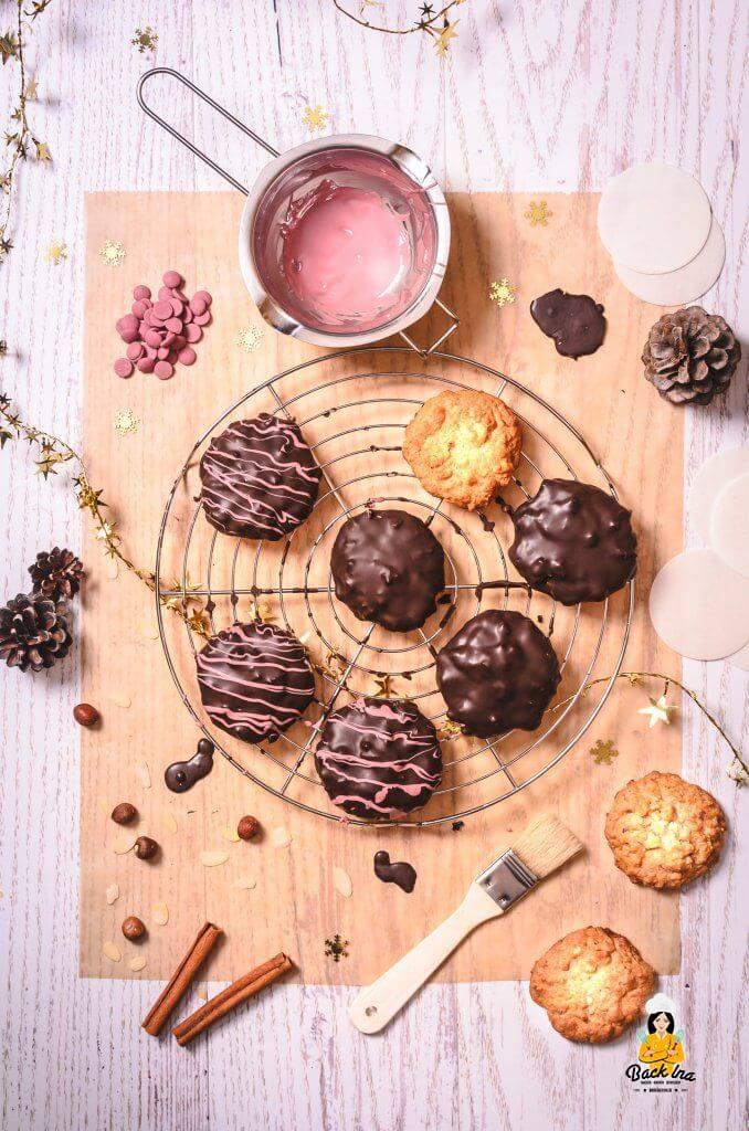 Nürnberger Elisenlebkuchen - Rezept vom Bäcker, schnell und einfach