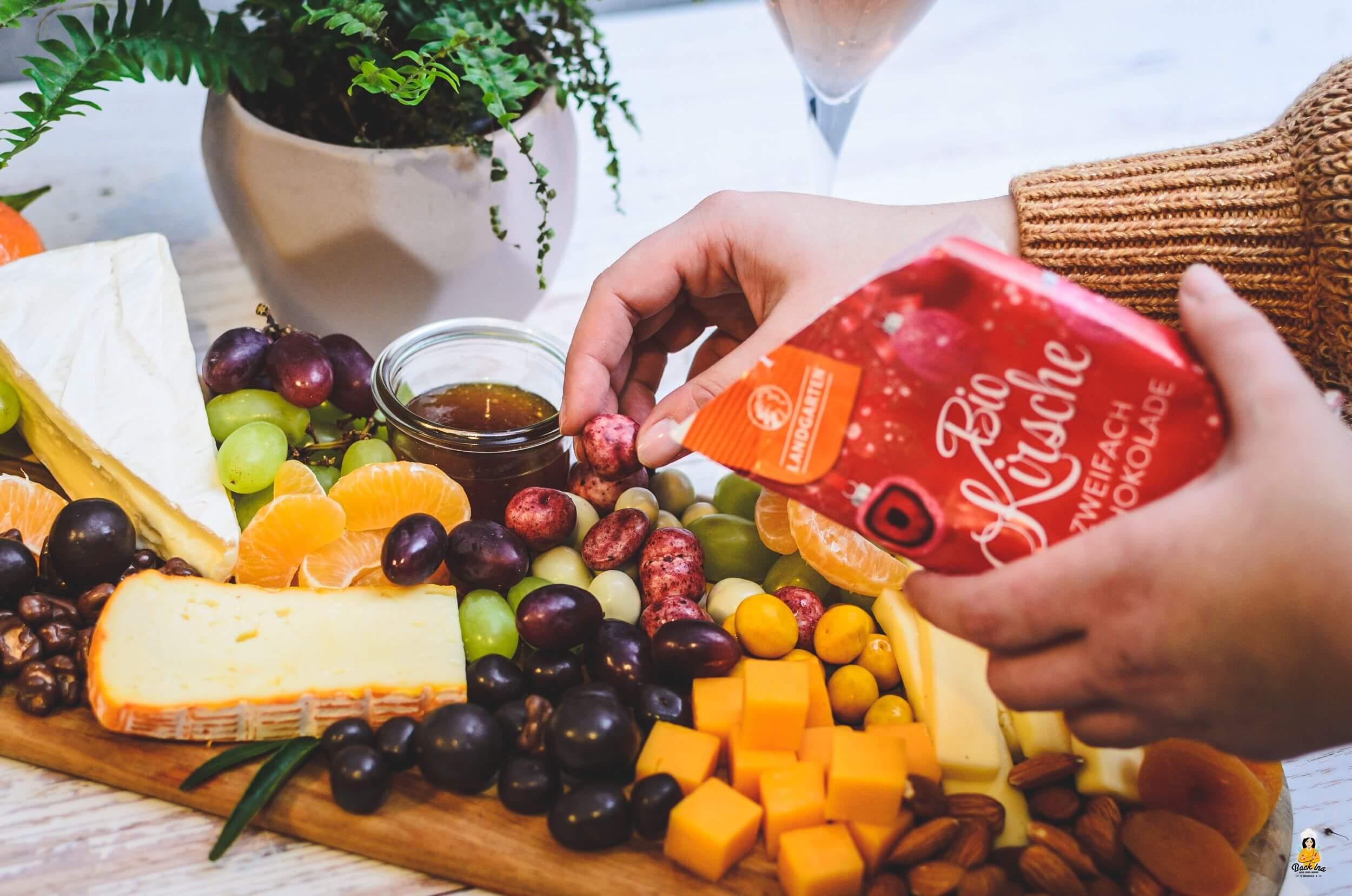 Opulentes Käsebrett selber machen