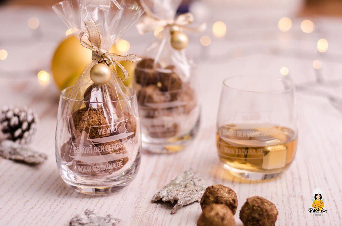Anzeige: Whiskey Trüffel zum Verschenken mit Erwin Müller + Verlosung
